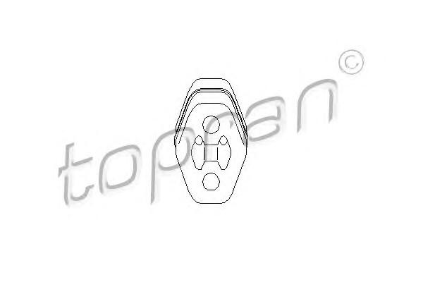 TOPRAN 103 026