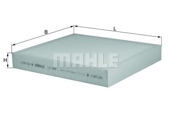 MAHLE ORIGINAL LA 809