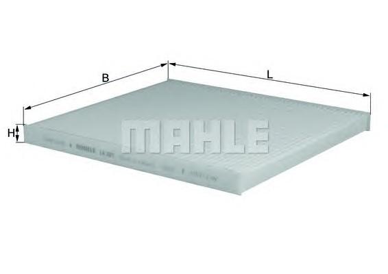 MAHLE ORIGINAL LA 301