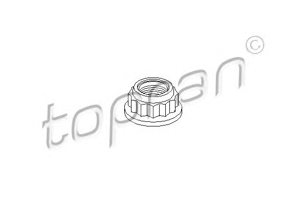TOPRAN 104 536