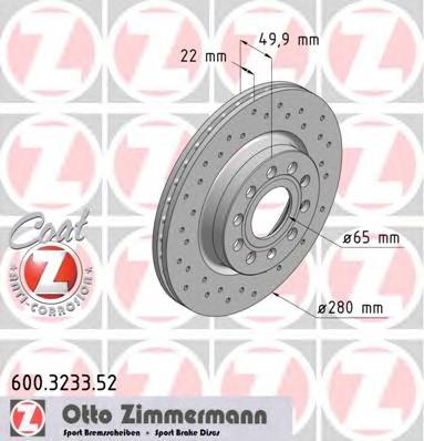 ZIMMERMANN 600.3233.52