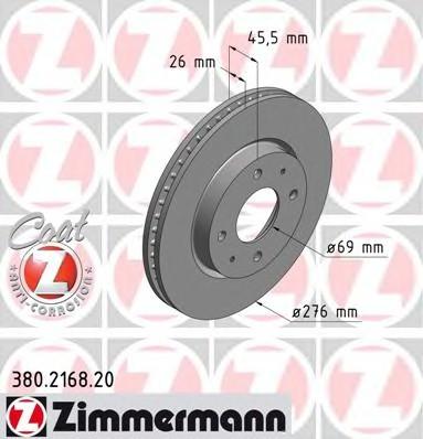 ZIMMERMANN 380.2168.20